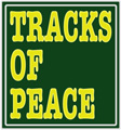 TRACKS OF PEACE